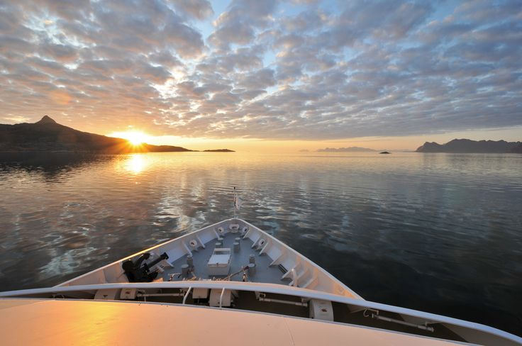 See the world differently on a unique expedition voyage. #cruise #travel