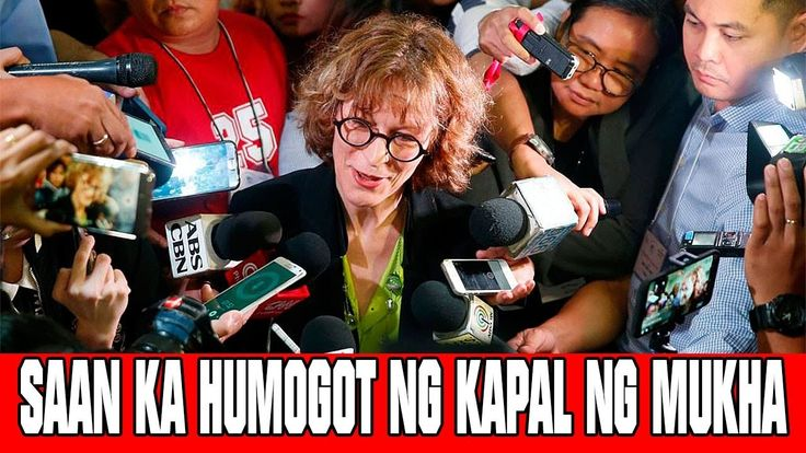 """CALLAMARD IPINAGSISIGAW SA UP FORUM NA PALPAK ANG WAR ON DRUGS NG DUTERTE ADMIN - WATCH VIDEO HERE -> http://dutertenewstoday.com/callamard-ipinagsisigaw-sa-up-forum-na-palpak-ang-war-on-drugs-ng-duterte-admin/   President Duterte Philippines News Subscribe to update News PH: WUQ Watch..Comment..React and Share! Please SUBSCRIBE on my Youtube channel and LIKE my Facebook Page. Youtube: Facebook:  """"FILIPINEWS"""" This page aims to provide reliable information of curr"""