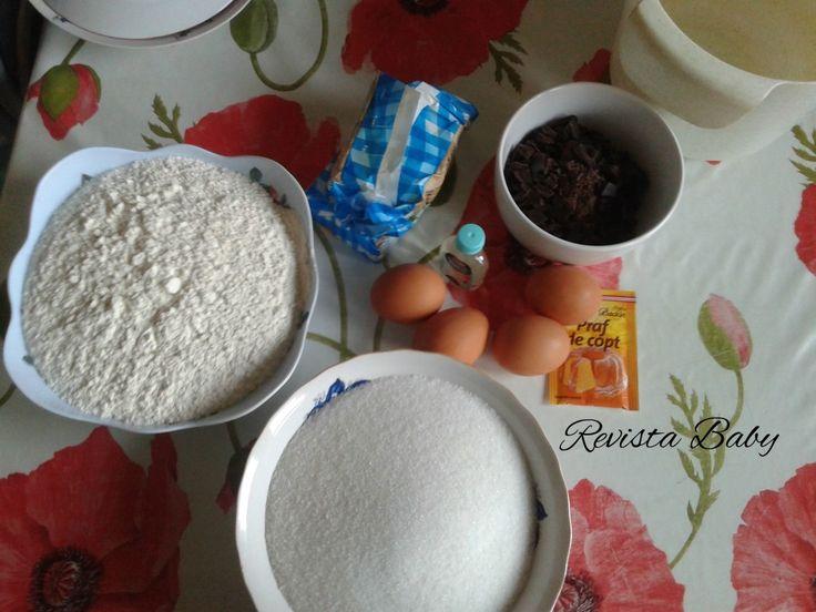 ingrediente pentru fursecuri