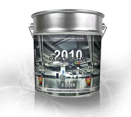Garagenbodenbeschichtung-Garagenbodenfarbe-Betonfarbe-Garagenboden-PU-5-0-Liter