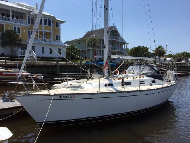 31 Tartan Sailboat for Sale | Sailing Yachts | Trilogy | Curtis Stokes Yacht brokers
