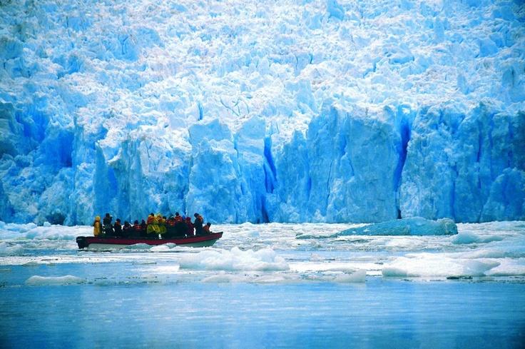 Laguna San Rafael Patagonia Chilena