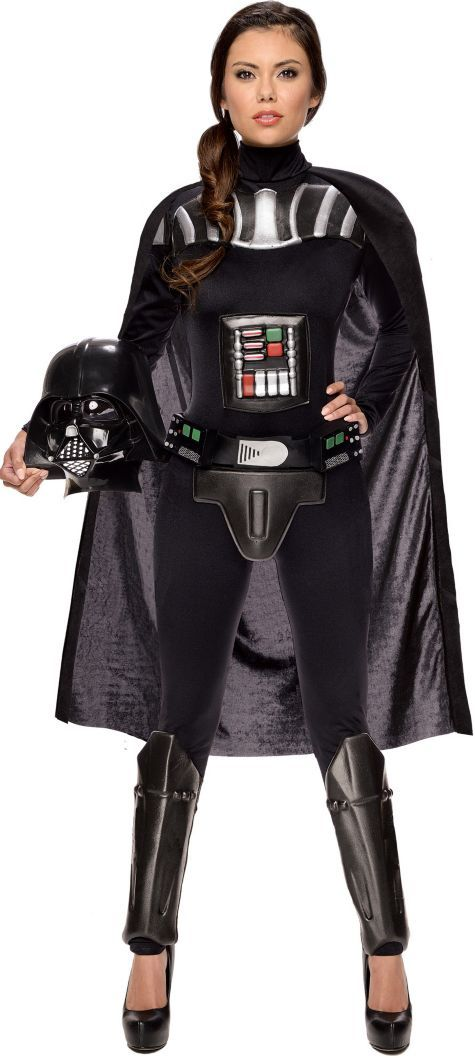 Adult Sassy Darth Vader Costume - Star Wars - Party City
