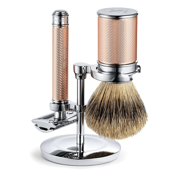Safety Razor Shaving Stand