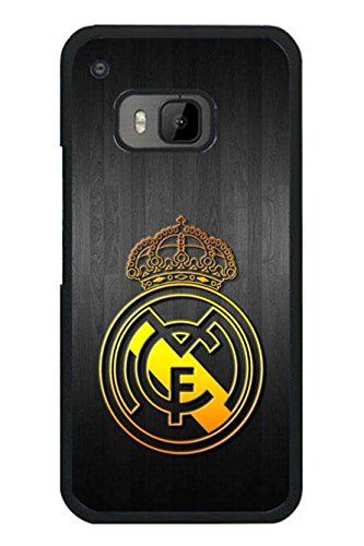 Hipster Style Football Logo Real Madrid Hybrid Case For Htc One M9 Best Seller Shell Defender For Young. This high-quality case is thick and durable for optimal protection. It provides protection to the back and corners of the phone with access to all buttons and ports. Full access to user interface, camera lens, headphone jack, speakerphone and microphone. Specifically designed for fashion lovers, this case is an absolute perfectly fit. Lifetime warranty: whole life protection for your…