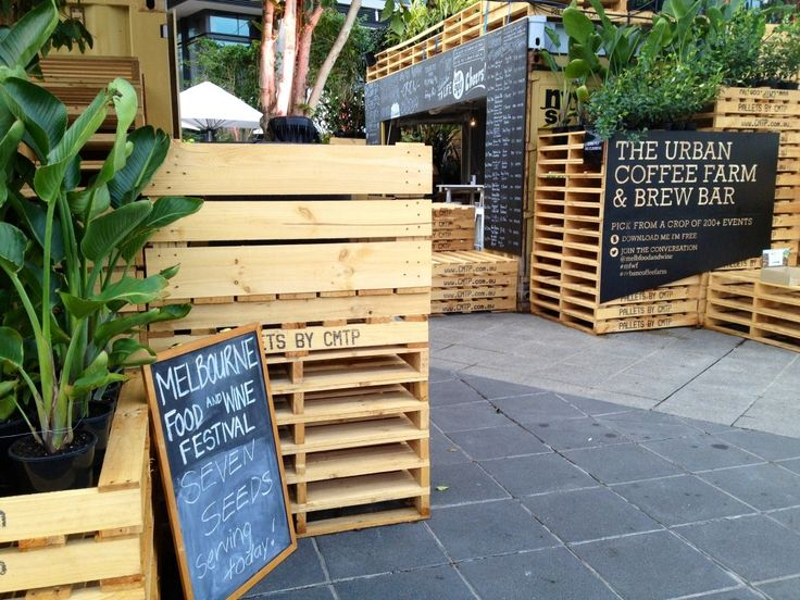 Entry to Urban Coffee Farm, featuring Seven Seeds