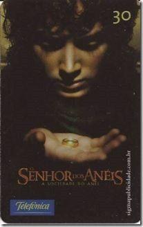 Descrição:  Série: O Senhor dos Anéis – A Sociedade do Anel  Operoadora…