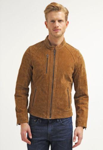 All New Mens Suede Jacket at Zakiz #suedejacket #menswear #spring #zakizlondon #brownjacket