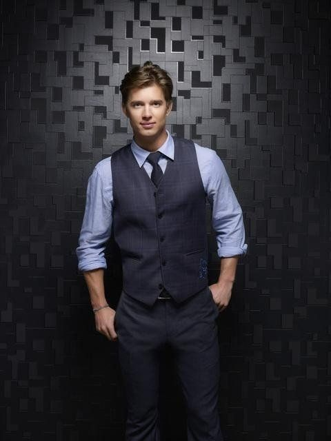 Drew Van Acker - this is who I picture for Andrew