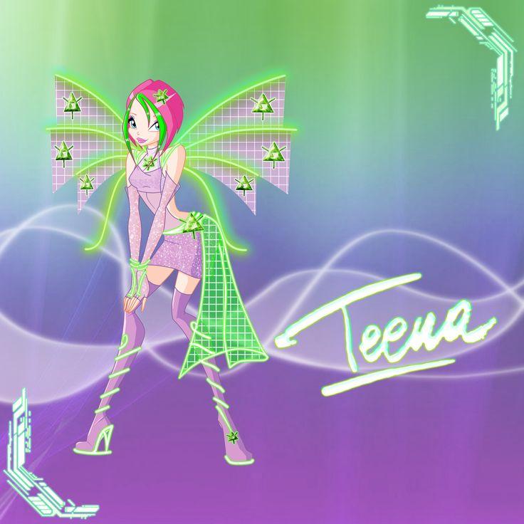winx club tecna romantix | Winx ON : Winx New Gemix | Winx ...