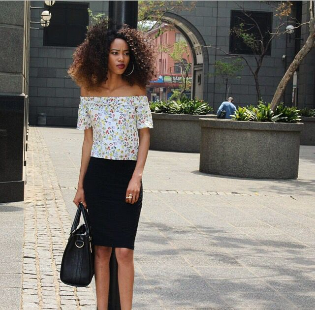 Off-shoulder top trends fashion streetstyle summer outfits 2016