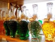 Liqueer Kitron, made in Naxos Island,Greece