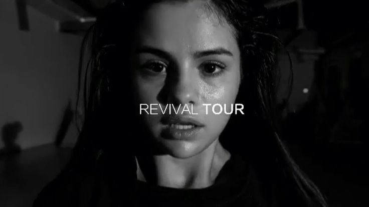 REVIVAL TOUR❤