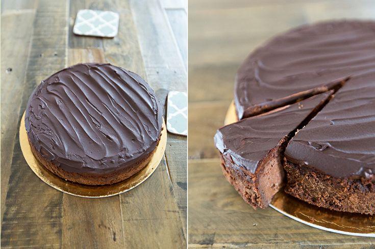 Шоколадный чизкейк/Chocolate cheesecake