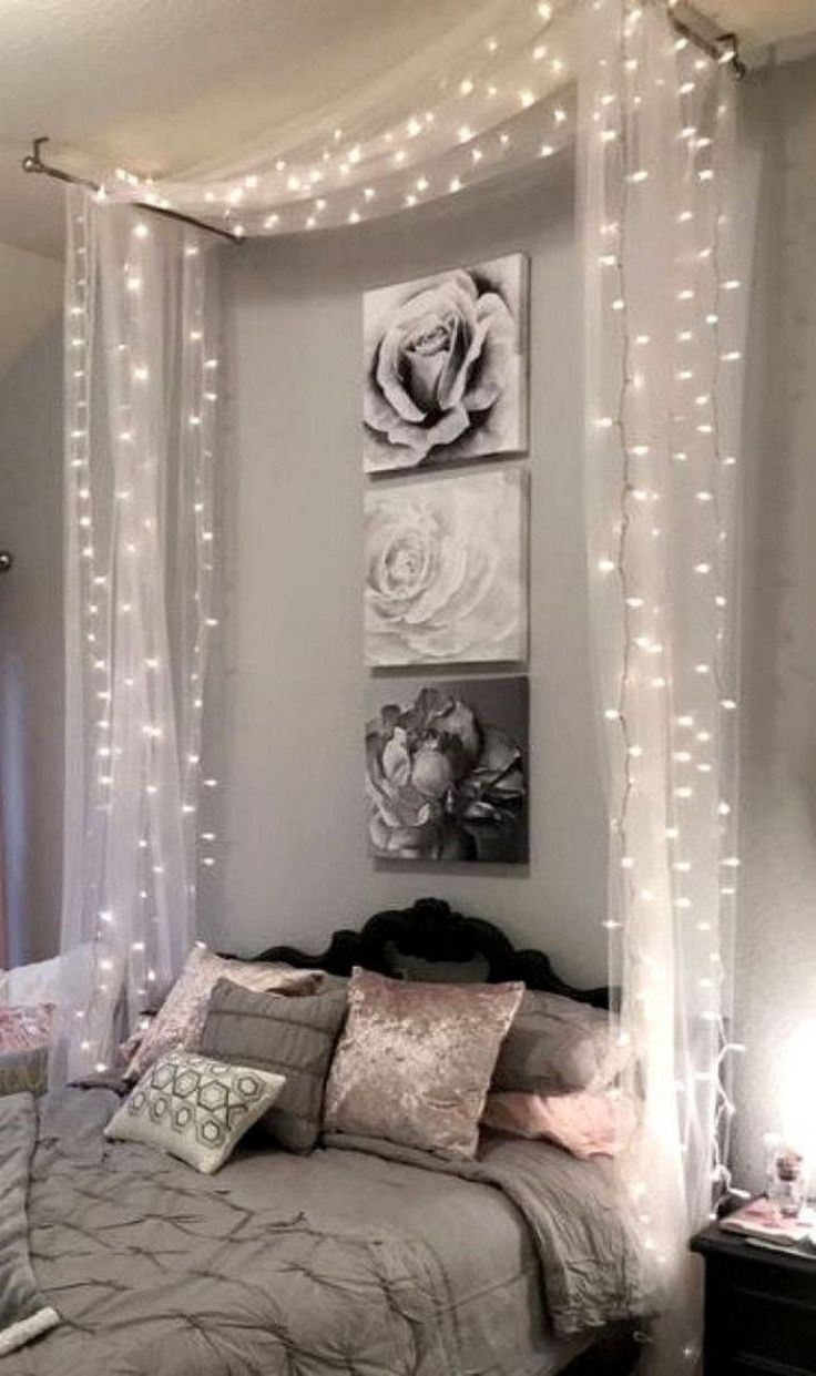 ✔54 awesome teen girl bedroom ideas that are fun and cool 11