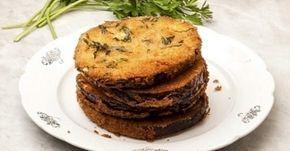 Receta de Milanesas de berenjena al horno, faciles y muy sabrosas. Como hacer las Milanesas de berenjena al horno, bien doraditas, sequitas y con mucho sabor. Milanesas de berenjena al horno bajas en calorias y saludables.