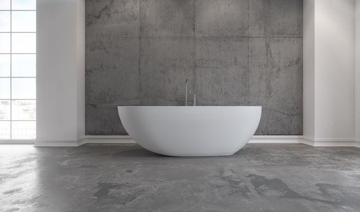 Copenhagen Bath - Hammershus bathtub