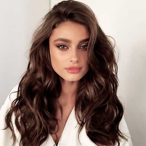 Chocolate Brown Hair Color Ideas For 2017 - Styles Art