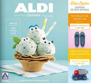 Catálogo ALDI del 5 al 11 de Junio de 2017 -  Folleto ALDI disponible del 5 al 11 de Junio de 2017 Destacamos la promociones en cientos de helados, llega el verano y ALDI nos llega su folleto de helados sabrosos    Ver todos los folletos de supermercados ALDI  #CatálogosAldi, #Catálogosonline   Ver en la web : https://ofertassupermercados.es/catalogo-aldi-del-5-al-11-junio-2017/  #ALDI