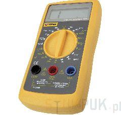 MIERNIK ELEKTRONICZNY UNIWERSALNY TOPEX 94W101 https://www.stukpuk.pl/elektronarzedzia/pozostale-elektronarzedzia/mierniki-i-detektory/miernik-elektroniczny-uniwersalny-topex-94w101.html