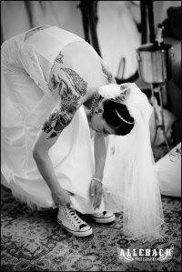 MB Produções e Eventos: ESPECIAL CASAMENTO: Noivas Tatuadas