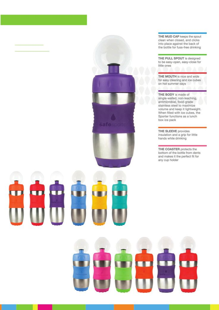 SAfe Sippy by Kids basix