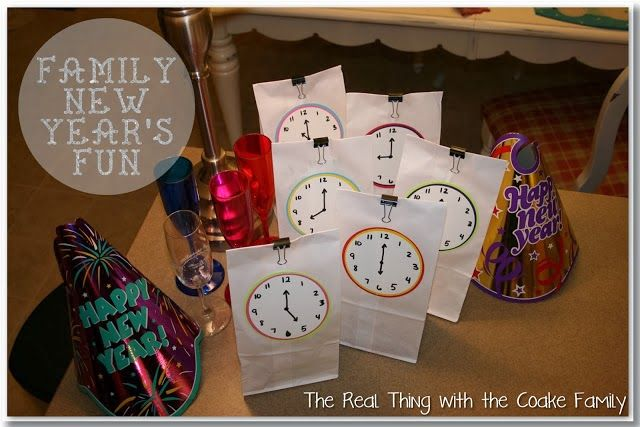 Wanting to have the best New Year's Eve Party Celebration with Kids?