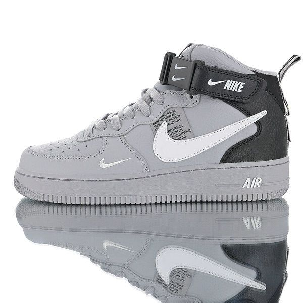 Nike Air Force 1 07 Mid Utility Pack Mud white black double