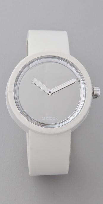 O'clock Mirror Face