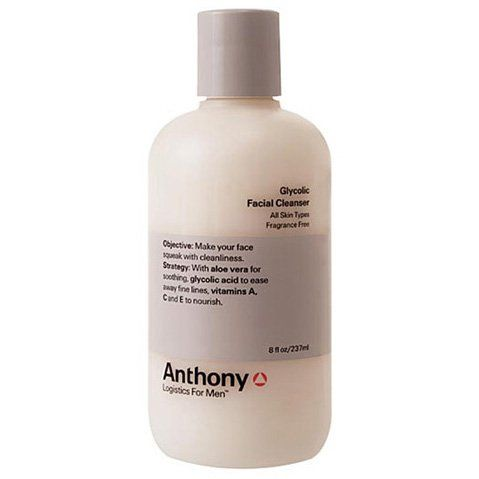 Anthony Logistics For Men Glycolic Cleanser, 8-Ounce - http://www.mensgroomingstuff.com/anthony-logistics-for-men-glycolic-cleanser-8-ounce/