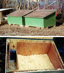 Here are some ways to help our feral furry friends!      Feral Cat Shelter Options Gallery - Alley Cat Allies