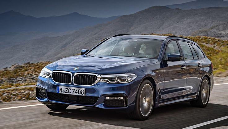 Новый универсал BMW пятой серии до нас не доедет https://www.drive.ru/news/bmw/5891b3a2ec05c4ff45000001.html  Россияне не жалуют премиум-универсалы. Мы лучше купим седан или кроссовер, нежели грузопассажирскую легковушку. Красивую, вместительную, редкую… За последние три года компания BMW продала в России 23 универсала третьей серии (седанов ― 14 169 штук). Немцы бросили это дело и прекратили поставки. Аналогичная судьба постигла и туринги пятой серии ― 12 машин за тот же период (против 14…