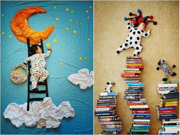 Креативная детская фотосессия - Wengenn in Wonderland | Детский ...