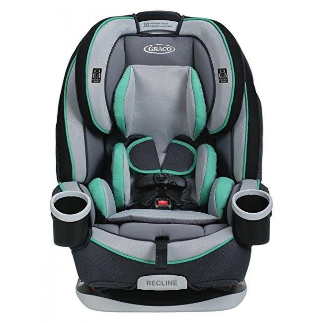 Cadeirinha ajustável para carros para bebês até 55 kilos - Graco 4Ever 4-em-1 Basin