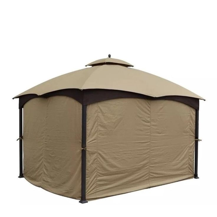 Universal 10 x12 Lowes Allen and Roth OEM full set gazebo ...