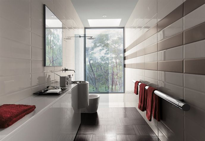 50 Contemporary Bathrooms That Will Completely Change Your HomeModern Bathroom Design, Contemporary Bathrooms, Design Interiors, Home Decor, Bathroom Designs, Bathroom Ideas, Bathroom Interiors Design, Design Home, Interiors Ideas
