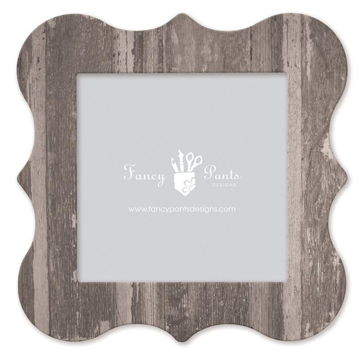 Fancy Pants Designs - 12 x 12 Frame - Bracket - Barn Door at Scrapbook.com $44.99