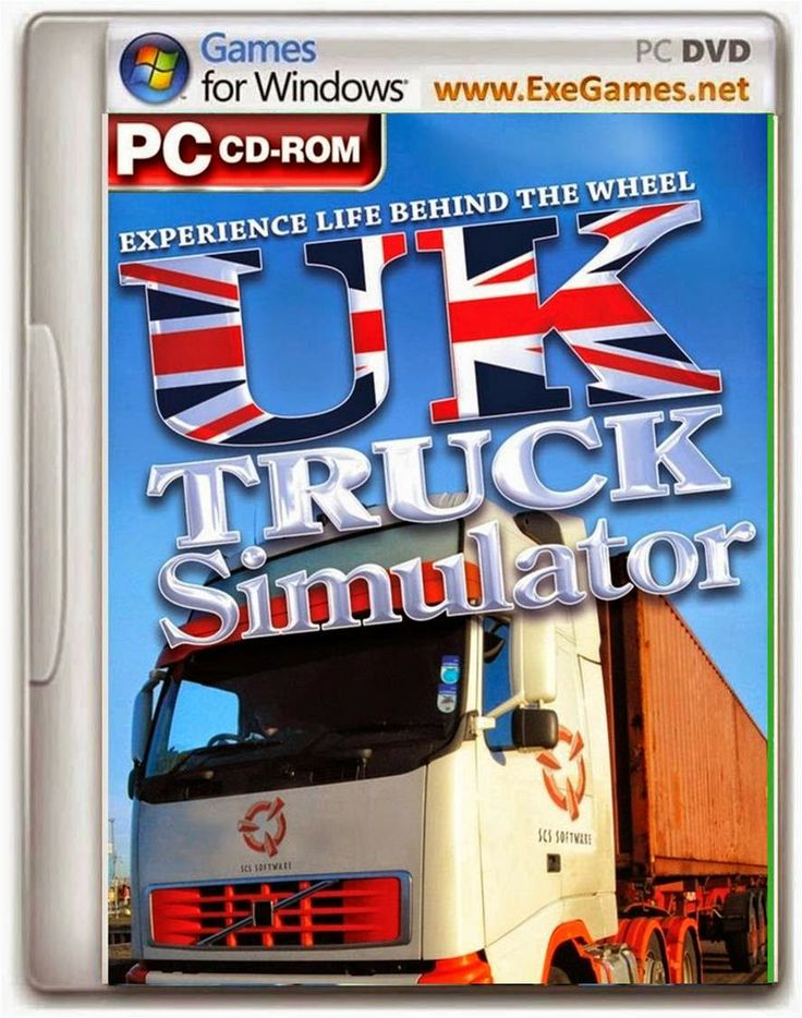 UK Truck Simulator PC Game Free Download Full Version