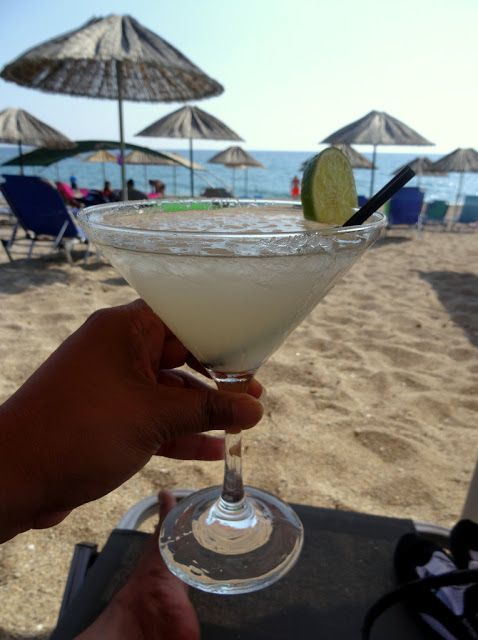 Travel and Lifestyle Diaries Blog: Preveza, Greece: An Afternoon at the Barracuda Beach Bar in Kanali Beach