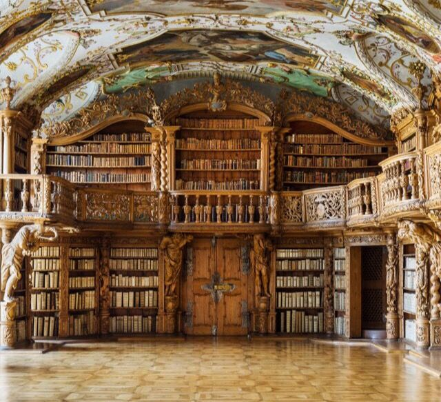 Waldassen Abbey, Bavaria, Germany