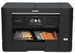 Brother MFC-J5720DW Driver Download - Brother MFC-J5720DW it offers the Ultimate Mixture of features made for small business users. That uses progressive