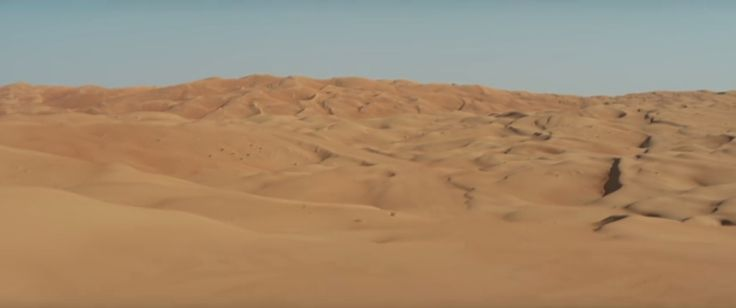 Jakku Screenshot from Trailer 1 = Episode VII: