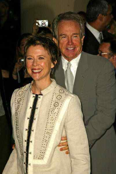 Annette Bening and Her Husband Warren Beaty | Annette ...