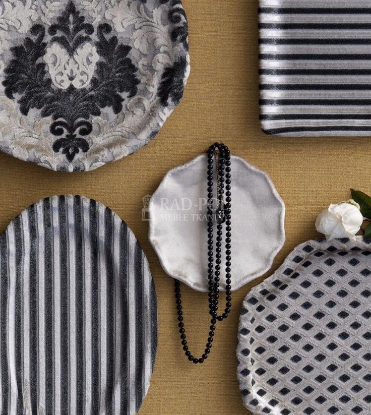Tkanina Charleston - Rad-Pol – Meble włoskie, meble stylowe, klasyczne meble retro, tkaniny dekoracyjne