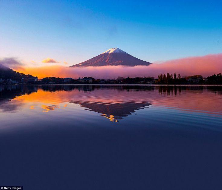 Jane Horrocks enjoys the journey of a lifetime in Japan