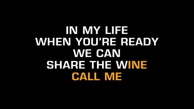 Blondie-Call Me (Karaoke)