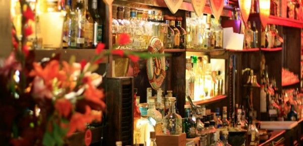 Café Pacifico: Mexican Food & Cocktails (Covent Garden)