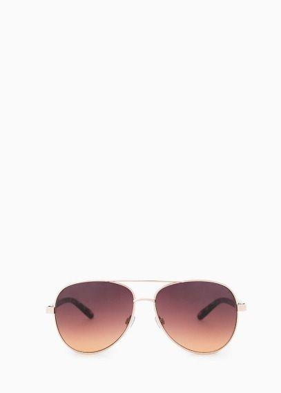 Lunettes de soleil aviateur | MANGO