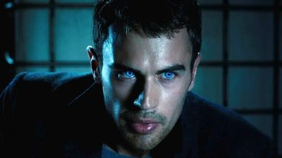 Theo James, Underworld 4, Awakening... need to see this one still.