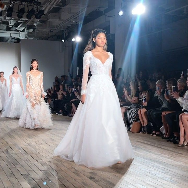 Popular Kleinfeld Bridal kleinfeldbridal p Instagram ucLast night we saw the